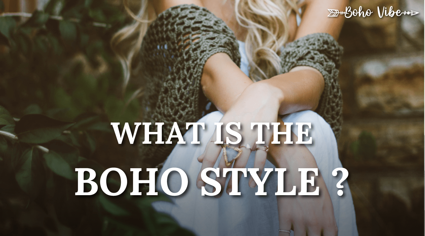 what is the boho style