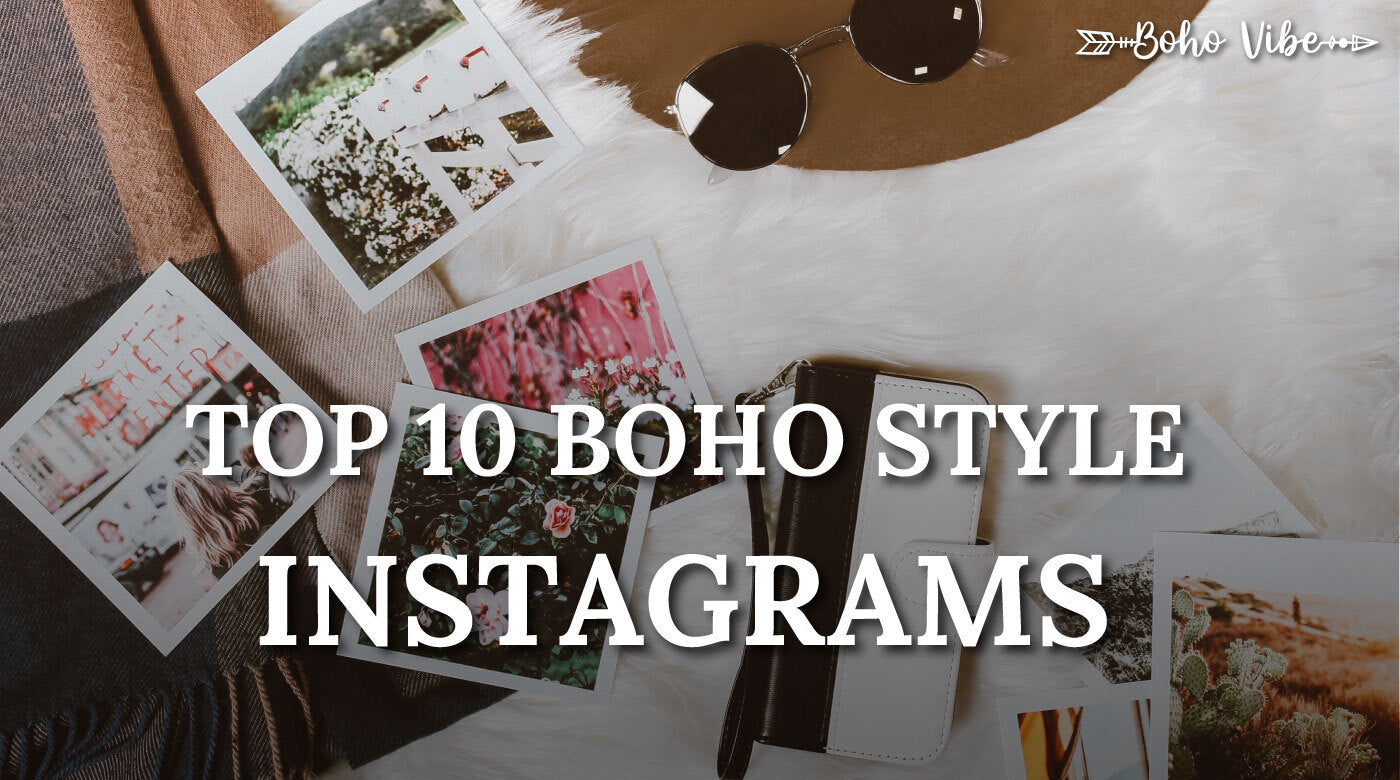 boho style instagrams