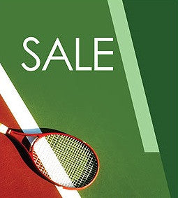 Tennis On Sale!