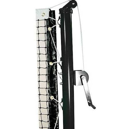 "Tennis Net Posts - 2-7/8"" External Ratchet Posts"