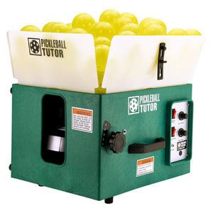Pickleball Tutor Ball Machine
