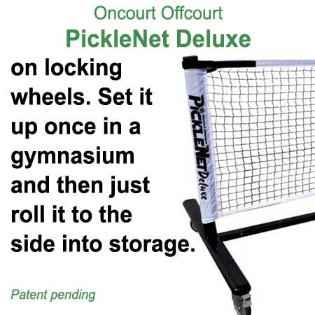 PickleNet Deluxe Pickleball System