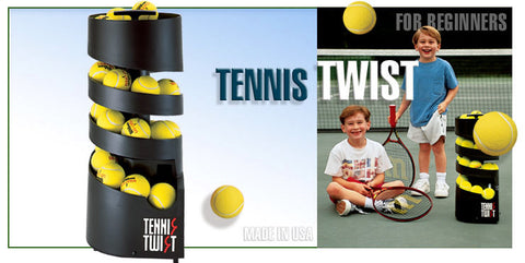 Tennis Ball Machine - Sports Tutor TENNIS TWIST
