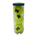 WILSON® Tennis Balls Customized w YOUR Logo - 10 case minimum