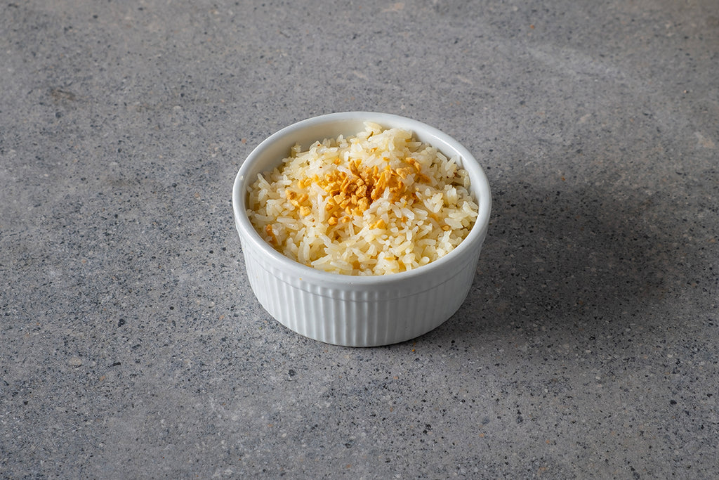 Butter Garlic Rice