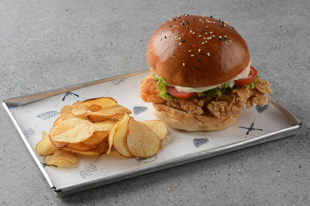 Classic Chicken Fillet Burger