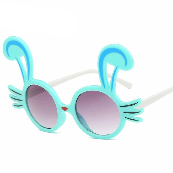 Cute Baby Cat Eye Sunglasses Kids Animal Cartoon Sun Glasses Children Eyewear Glasses For Girls Boys Gift Sunglass