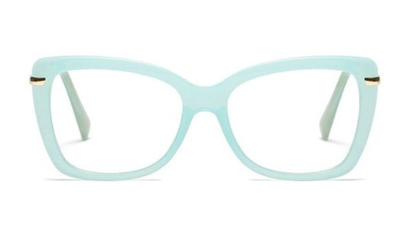 Ladies Cat Eye Glasses Frames Square Optical EyeGlasses Eyewear