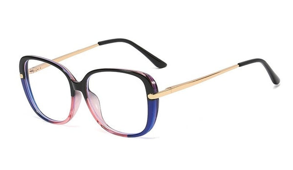 Cat Eye Glasses Frames Men Women Optical Computer Glasses