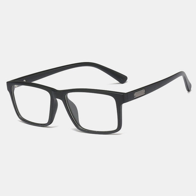Square Glasses Frame Men Clear Lens Glasses Trending Styles Optical
