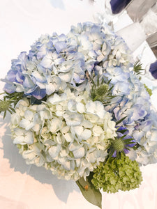 Fresh Hydrangea Arrangement