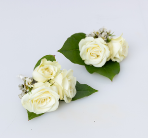 Clean and Green Boutonniere