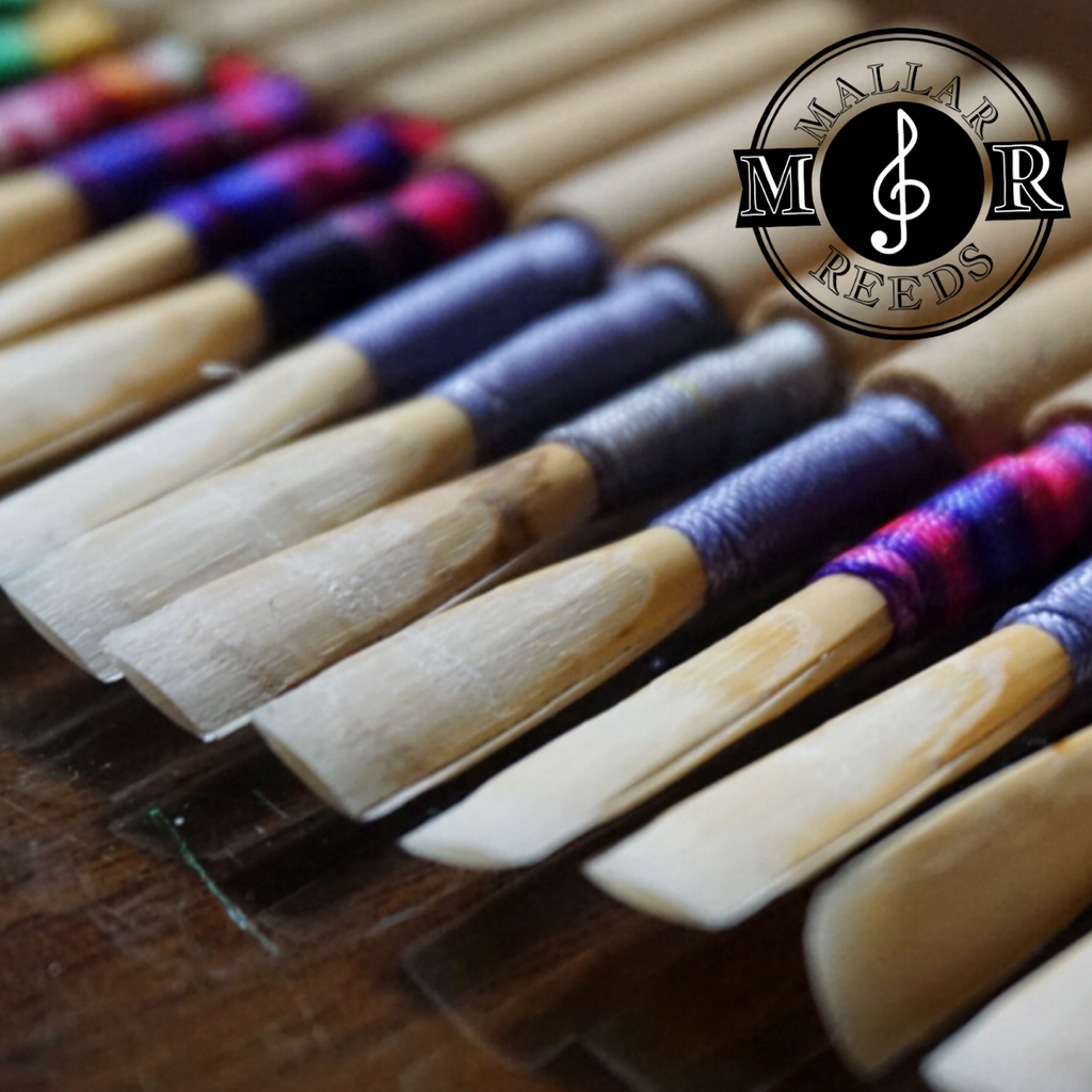 many handmade oboe reeds. Professional oboe reeds help you to sound the best you can.