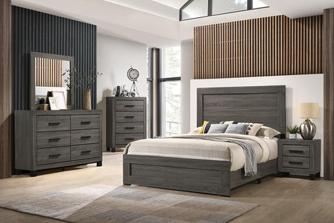 8 PC  1081-m Bedroom Set - mrfurnitureandmattress