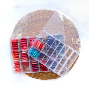 Plastic Thread Storage