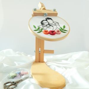 *Preorder* Embroidery Hoop Stand