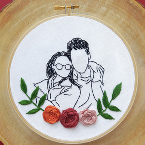 Beginner Embroidery Workshop (Physical) - 7 February 2021