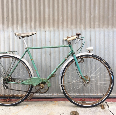 Buying and Selling VIntage French Constructeur Bicycles