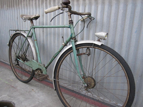 Men's City Bike - Vintage French City Bike