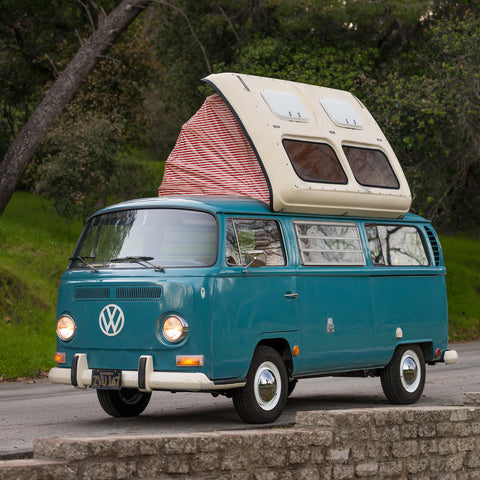 1969 Volkswagen Camper Bus with Dormobile Top and Westfalia 'Oslo' Interior