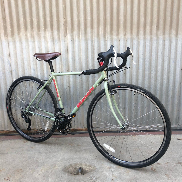 Bianchi Volpe - Light Tourer - City Commuter - Drop Bar 10-Speed