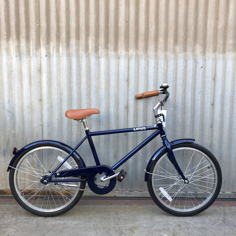 Kid's Linus City Bike - Lil Roadster Blue 20""