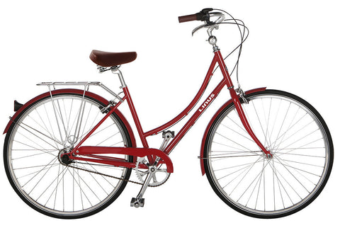 Women's Linus Dutchi - Red - Studio Rental