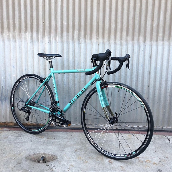 Bianchi Vigorelli - Reynolds 631 - Classic Modern Road Bike - $2000 in 2013!