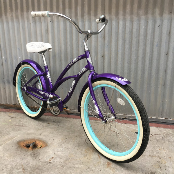 "Electra Cruiser 24"" Kid's/Teen Hawaii Edition"
