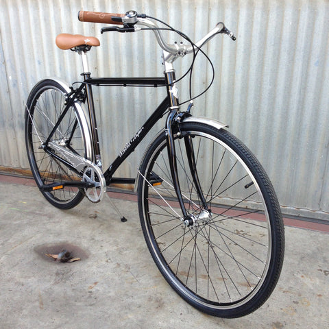 Fairdale Daybird 3-Speed City Bike