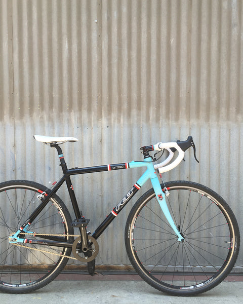Felt CX Single Speed Cyclocross Bike