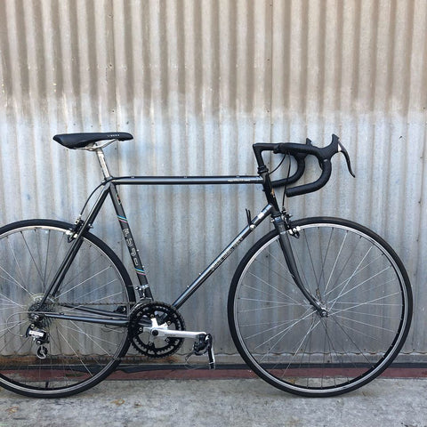 Fuji - Classic Vintage Road Bike with Rare Black Groupset