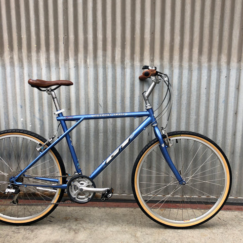 Vintage GT Triple Triangle Burrito Slaying City Bike