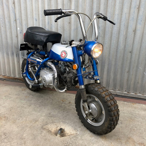 Honda Mini Trail Z50a Monkey Bike Motorcycle