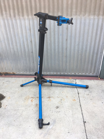Shop Equipment - Portable Professional Bicycle Workstand for Prop Rental - Studio Rental