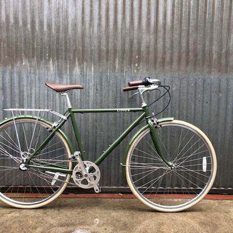 Used Linus Roadster Sport 3-Speed Bike