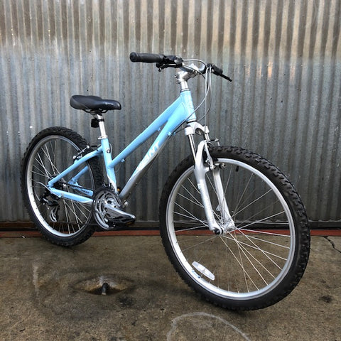 Used Giant Mountain Bike