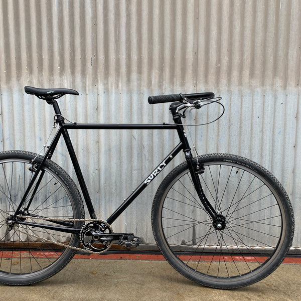 Surly - Jones Bar - Crosscheck Single Speed Set Up