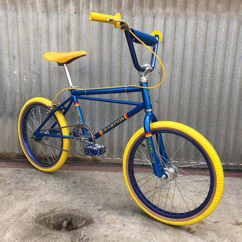Kid's BMX - Vintage Champion BMX Bike - Studio Rental
