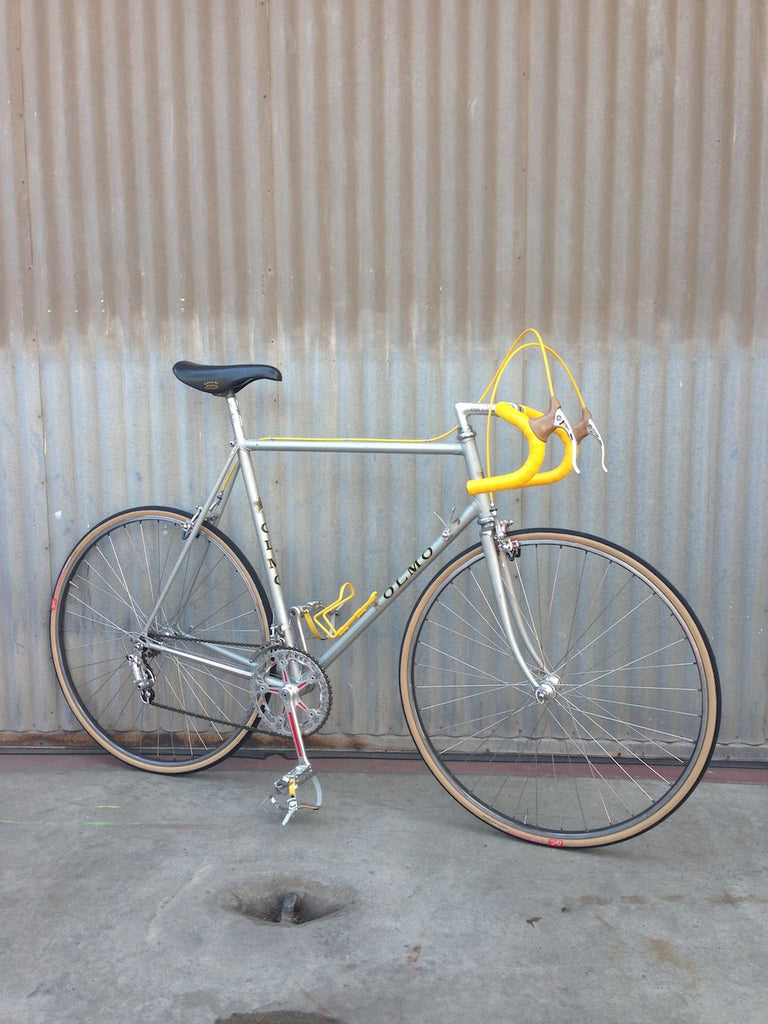 Olmo Competition Vintage Road Bike Campagnolo Cinelli Cocos Variety