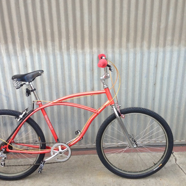 Men's Cruiser - BMX Style - Studio Rental