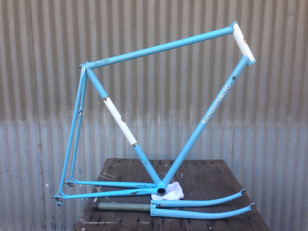 Richard Sachs Custom Frameset