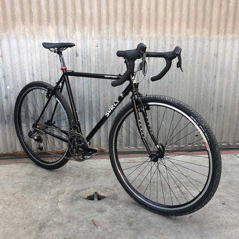 Surly Cross Check - Used - SRAM Rival 10 Speed - TRP - Ritchey Pro