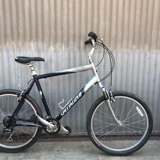 101ced19ccb Specialized Aluminum Expedition Basic City Bike | Coco's Variety