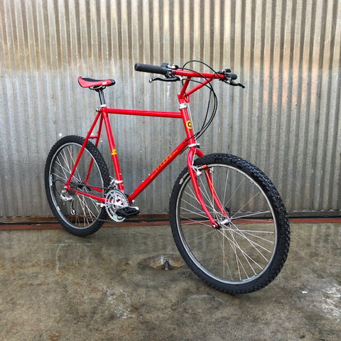 Vintage Gary Fisher Used Mountain Bike - Very Clean - Full Refurb