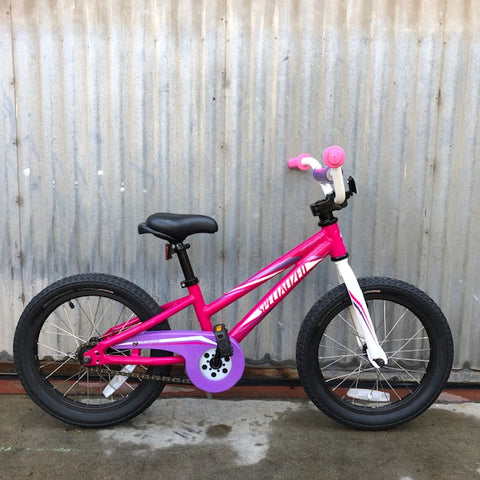 "Specialized Hotrock 16"" Used Kid's Bike"