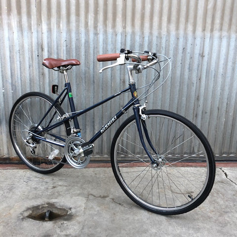 "Used Vintage Nishiki Mixte in Very Rare 24"" Wheel Size - Immaculate!"