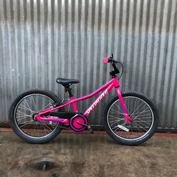 "Specialized 20"" Used Rip Rock Kid's Bike"
