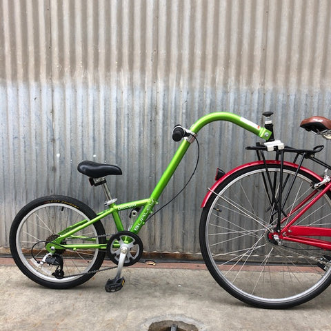 Burley Piccolo - Kid's Ride Behind/Along Kid's Hauler - Used