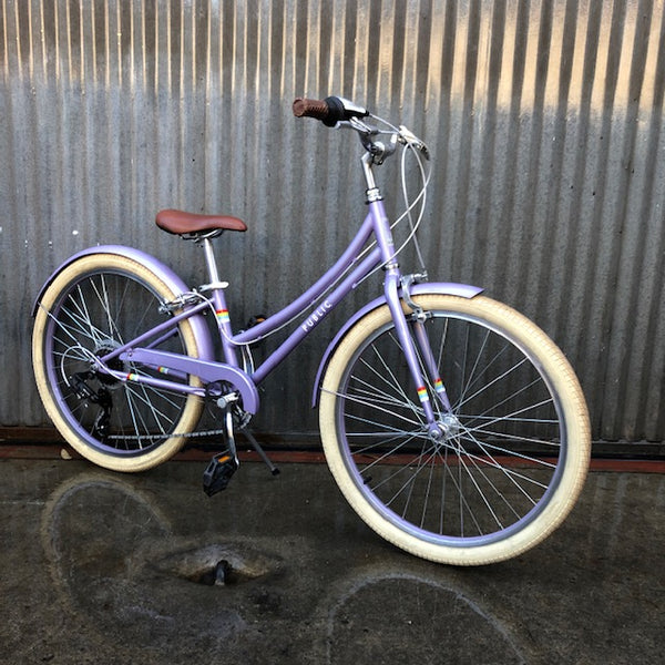 "Used Public Brand 24"" - Kid's Size Stepthrough Bike"